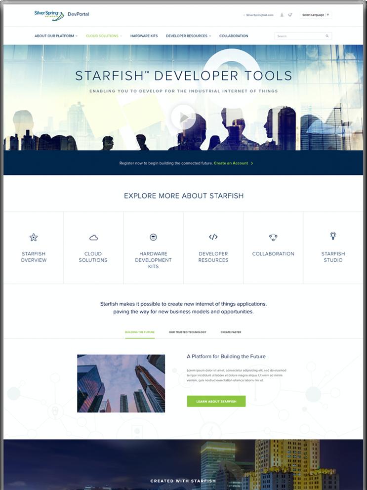 starfish-dev-portal